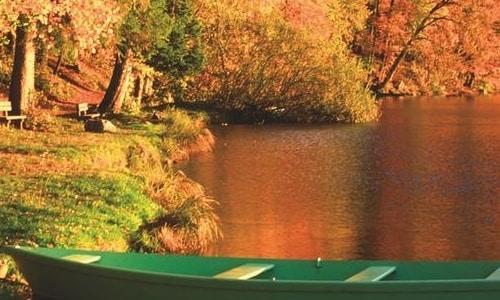 Le Jura l'automne